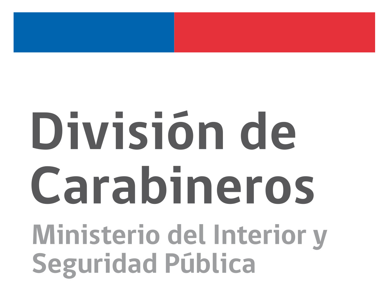 Division de carabineros for Ministerio del interior bs as